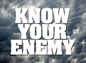 How to be Persuasive - Know your Enemy