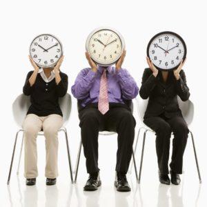 Time Recording, Billable Units