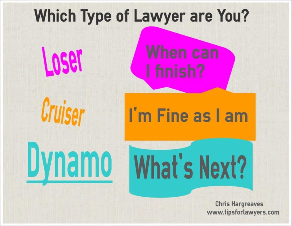 Loser, Cruiser or Dynamo
