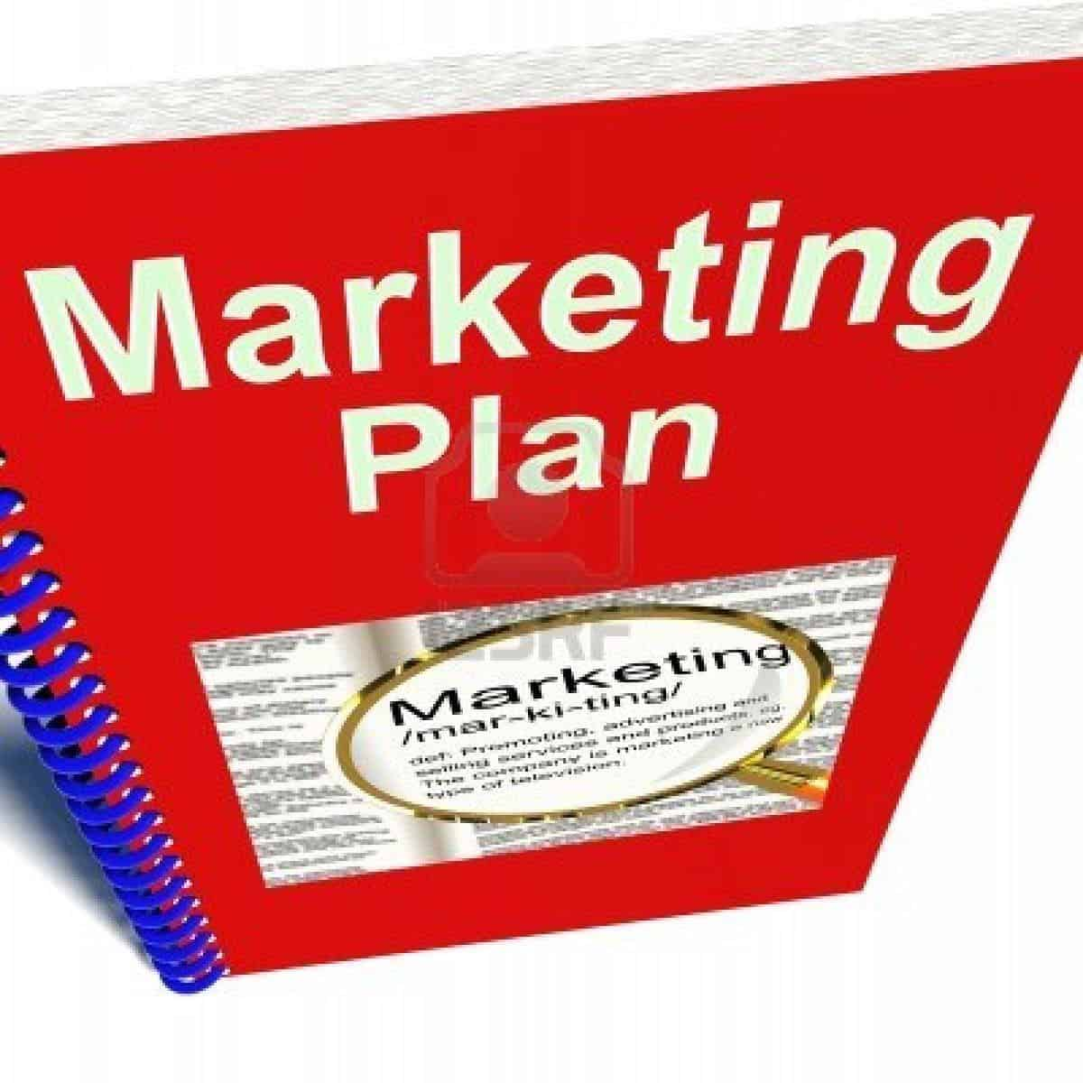 marketing plan Template for a basic marketing plan, including situation analysis, market segmentation, alternatives, recommended strategy, and implications of that strategy.