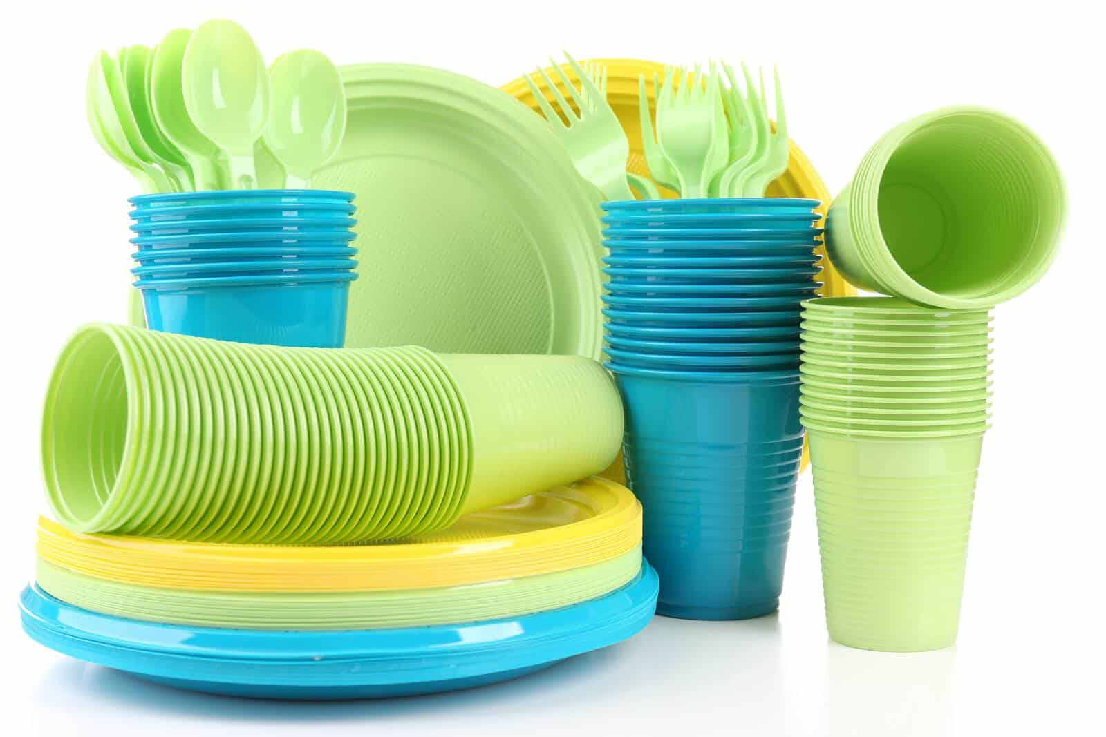 Своими руками одноразовая посуда
