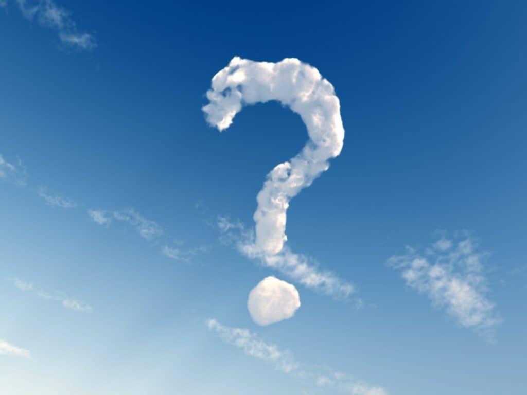 cloud question
